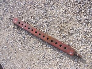 International Jd Ford Ih Tractor Original Heavy Duty 3pt Hitch Drawbar Draw Bar