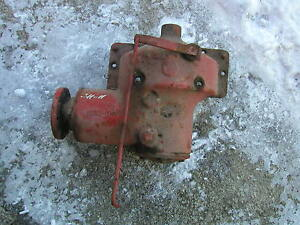 Farmall H Hv Early Sh Tractor Ih Ihc Belt Pulley Drive Assembly