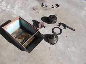 Farmall 350 300 400 450 460 560 Tractor Working Live Ihc Pto Unit Iin Parts Ih