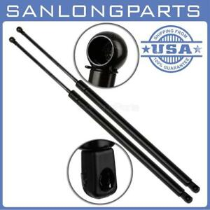 2pcs Liftgate Gas Charged Lift Support Kit Rods Fits 1995 To 1996 Jeep Cherokee