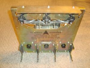 Coin Dispenser Assembly 6 50275 10 For Rowe Changer Used Working Condition