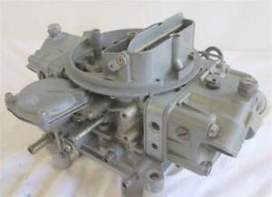 Oem Gm Holley Carb List 4346 1969 Chevy 396 375hp 427 425hp Yenko Copo Dated 8a2
