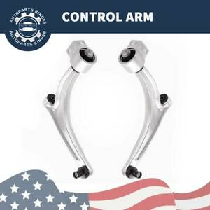 Front Lower Control Arms With Ball Joint For 2005 2010 Chevy Malibu Pontiac G6