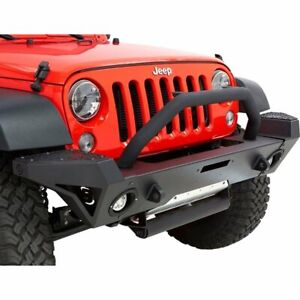 Bestop Grille Guard Front For Jeep Wrangler 2007 2017