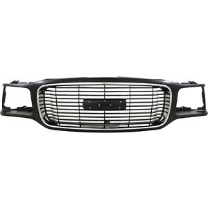 New Grille For Gmc Yukon 1992 2000