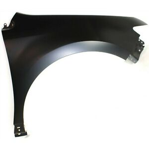 Capa Fender Front Quarter Panel Passenger Right Side Rh Hand Edge Fo1241257c