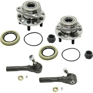 New Wheel Hub Kit Front Driver Passenger Side For Chevy Lh Rh Cavalier Sunfire