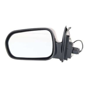 Power Mirror For 1998 2002 Honda Accord Sedan Front Driver Side Paintable