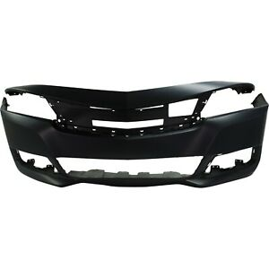 Front Bumper Cover For 2014 2016 Chevrolet Impala Primed