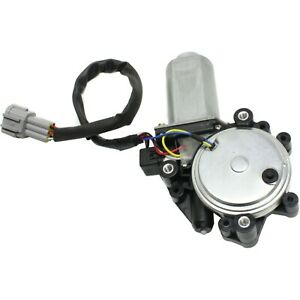 Window Motor For 2004 2009 Nissan Quest W Gear Anti Clip Function Front Lh