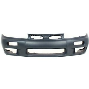 Bumper Cover For 1997 1998 Mitsubishi Galant De Es Ls Model Front Plastic Primed