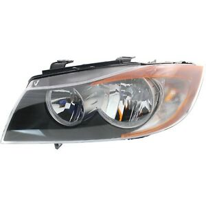 Capa Headlight Driving Head Light Headlamp Driver Left Side For 323 325 328 Lh