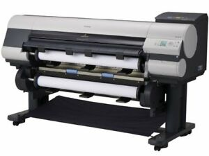 Canon Ipf 825 44 Inch Large Format Printer