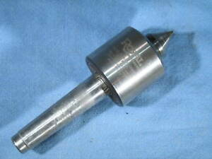 Royal Value turn Live Center 10852 2mt 2 Morse Taper Usa Machinist Tool
