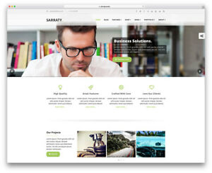 I Will Build A Custom 4 Pages Wordpress Business Website Design Low Cost