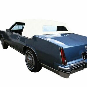 Kee Auto Top New Convertible Cadillac Eldorado 1979 1985