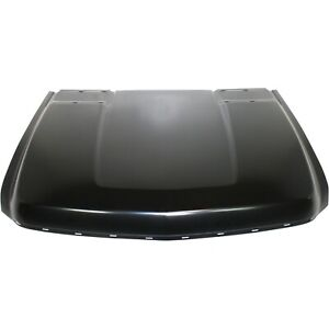 Hood For 2007 2010 Chevrolet Silverado 2500 Hd Primed Steel Capa