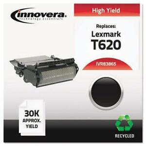Innovera Remanufactured 12a6765 t620 Toner 30000 Yield Black ivr83865