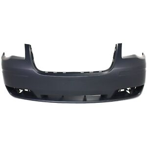 Bumper Cover For 2008 2010 Chrysler Town Country Primed Front
