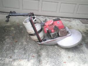 Pioneer Eclipse 2100 21 Propane Super High Speed Floor Buffer Polisher