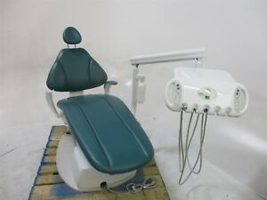 Used Kavo Kch 100 Dental Exam Patient Chair W Operatory Delivery System
