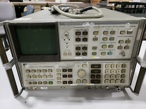Hp Spectrum Analyzer 8566a