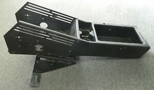 98 11 Crown Victoria Police Center Console W Mounting Bracket 3