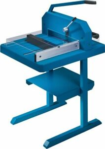 Dahle 846 Professional Stack Cutter 500 Sheet Capacity Floor Stand