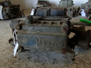 1975 Ford Medium Heavy Truck Holley List 7350 4bbl Carburetor D5te 9510 bra