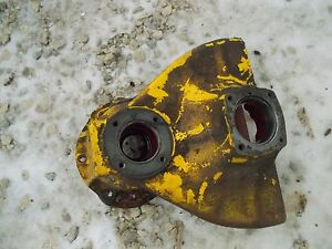 International Cub 154 Low Lo Boy Tractor Ih Main Left Rearend Drop Axle Housing