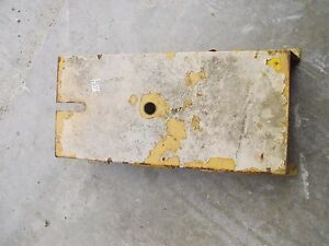 International Cub 154 Tractor Ih Input Drive Shaft Cover