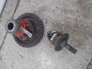 Ford 960 Tractor Rear Transmission Ring Pinion Drive Gear Assembly Match Set