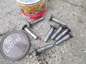 Ford 861 Gas Tractor Engine Motor Lifters Lifter