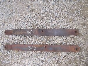 Ford 861 Tractor Original 3pt Hitch Main Bottom Lift Arm Arms