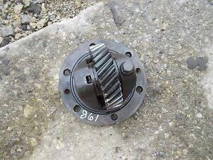 Ford 861 Tractor Original Reverser Reverse Gear Mounting Bracket To Tractor