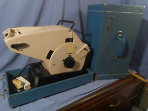 Titmus Optical Ov 7m Vision Eye Tester Machine tested Working W case