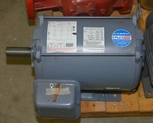 A o smith E plus 3 20hp 1765 Rpm S256t Frame Electric Motor 850279j2 New