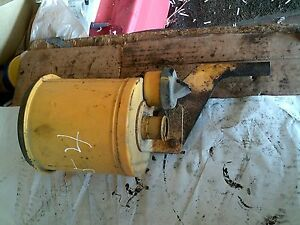 International Cub 154 Lo Low Boy Tractor Good Ih Air Filter Holder Bracket