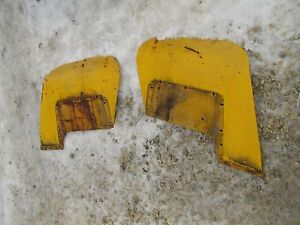 International Cub 154 Low Boy Tractor Ihc Pair Set Of Rear Fenders Right