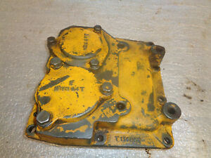 John Deere 1010 Crawler Dozer Transmission Housing Rear Cover