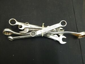 Lot Craftsman Wrenches Bunch Of Them