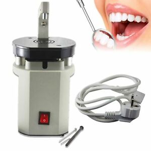 110v 80w Laser Pindex Drill Machine Pin System 5500rpm High Speed Motor Dental