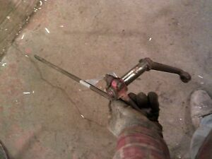 Farmall C Tractor Ih Throw Out Bearing Carrier Linkage Control Rod