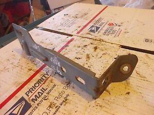 Ford 8n Tractor Rear Light Mount Brace Bracket To Fender Bracket