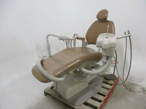 Adec Performer 8000 Dental Chair W Delivery For Operatory Exams F233514