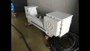 Used Haas Tr 160 5 axis Sigma One 6 3 Platter 17 5 Swing