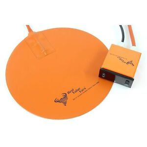Vacuum Chamber Digital Heat Pad Peel And Stick Backing Pid Controller Changes