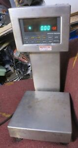 Weigh tronix Model 3275 Scale Check Weigher Platform Scale