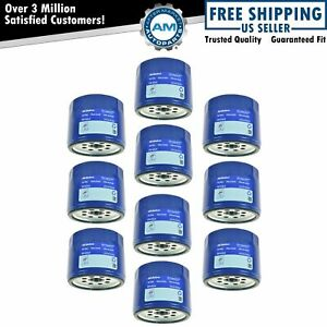Acdelco Pf454 Oil Filter Kit Set Of 10 For Buick Cadillac Chevy Gmc Olds Pontiac