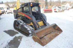 2006 New Holland Lt185 Skid Steer Loader 871 Hrs 78 Hp Diesel Aux Hydraulics